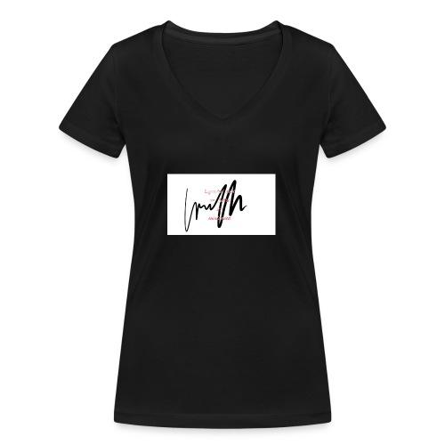 1999 geschenk geschenkidee - Frauen Bio-T-Shirt mit V-Ausschnitt von Stanley & Stella