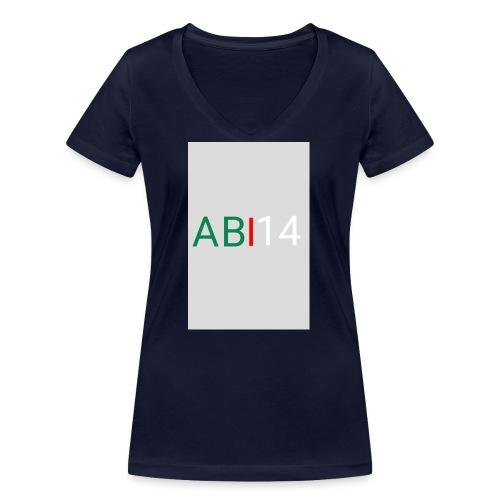 ABI14 - T-shirt bio col V Stanley & Stella Femme