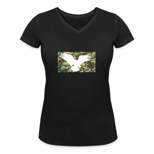 IMG 20161017 020743 edit edit png - Frauen Bio-T-Shirt mit V-Ausschnitt von Stanley & Stella