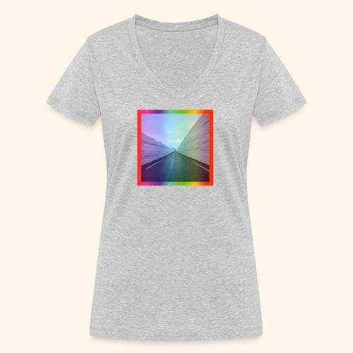 road to nowere - T-shirt ecologica da donna con scollo a V di Stanley & Stella