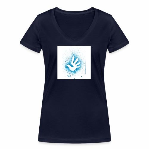 T Shirt 3 - T-shirt bio col V Stanley & Stella Femme