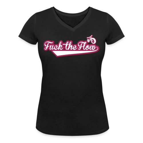 FTF TECHNICAL T-SHIRT - T-shirt ecologica da donna con scollo a V di Stanley & Stella