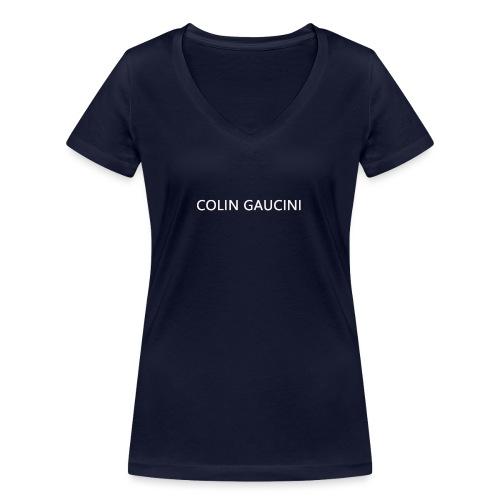 Colin Gaucini2 - Frauen Bio-T-Shirt mit V-Ausschnitt von Stanley & Stella
