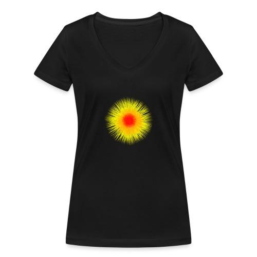 Sonne I - Frauen Bio-T-Shirt mit V-Ausschnitt von Stanley & Stella