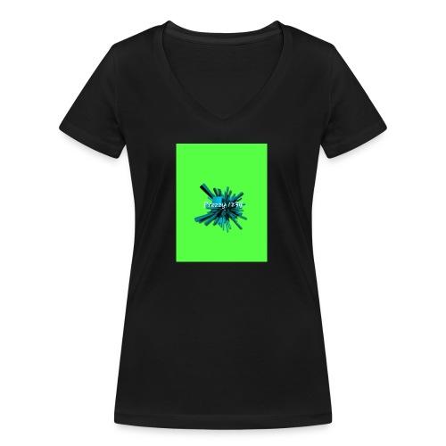068FA775 78A2 45F9 AFBE 7A4061E47E61 - Women's Organic V-Neck T-Shirt by Stanley & Stella