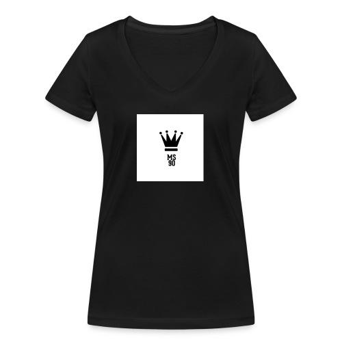 IMG_2074 - T-shirt ecologica da donna con scollo a V di Stanley & Stella