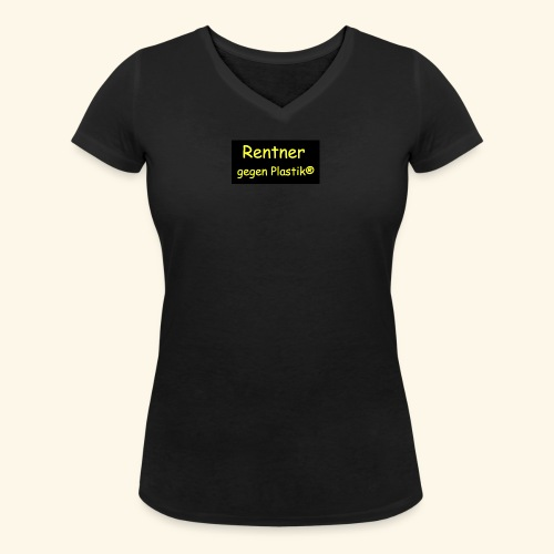 RgP R - Frauen Bio-T-Shirt mit V-Ausschnitt von Stanley & Stella