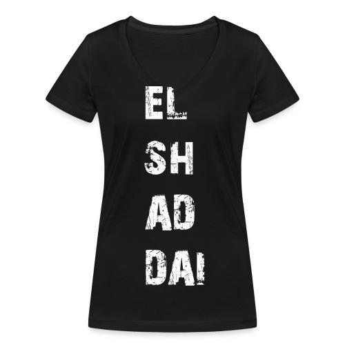 EL SH AD DAI 2 - Frauen Bio-T-Shirt mit V-Ausschnitt von Stanley & Stella