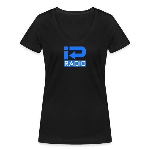 logo trans png - Vrouwen bio T-shirt met V-hals van Stanley & Stella