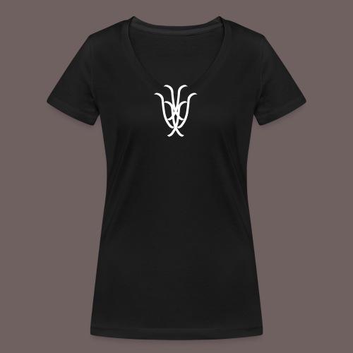 GBIGBO zjebeezjeboo - Oriental - Snake [FlexPrint] - T-shirt bio col V Stanley & Stella Femme