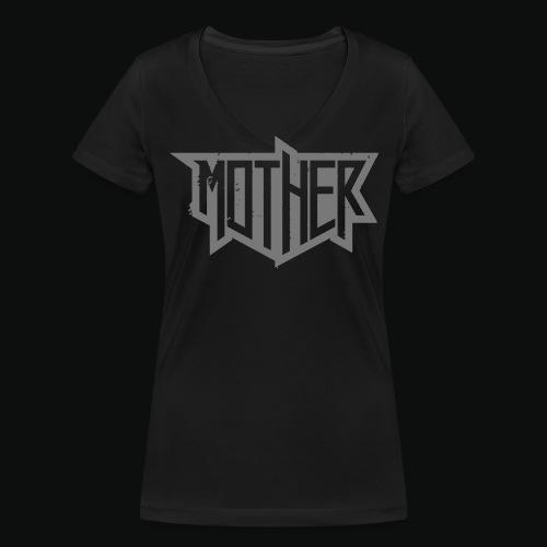 mother wrecked - Frauen Bio-T-Shirt mit V-Ausschnitt von Stanley & Stella