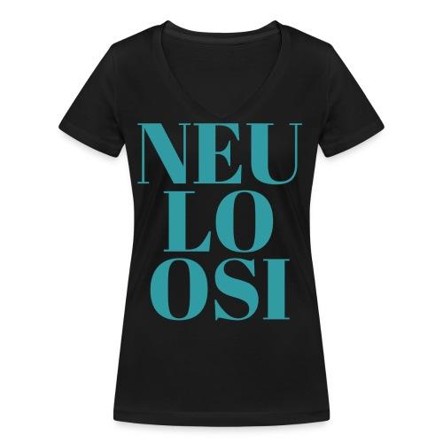 Neuloosi - Women's Organic V-Neck T-Shirt by Stanley & Stella