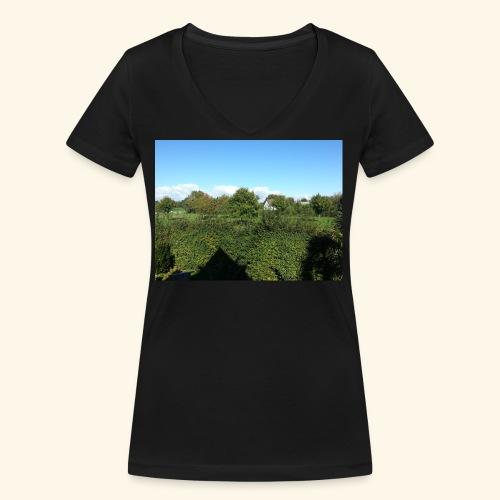 Jolie temps ensoleillé - T-shirt bio col V Stanley & Stella Femme