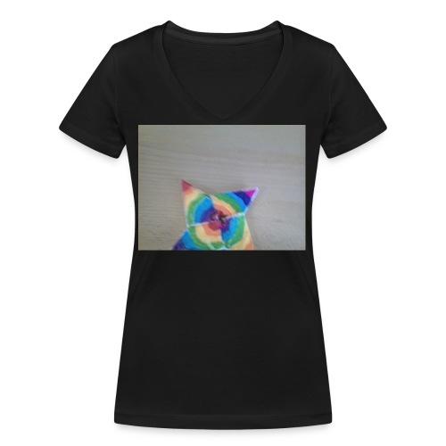 ck stars 2017 - Women's Organic V-Neck T-Shirt by Stanley & Stella