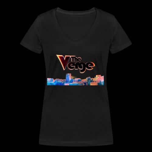 The Verge Gob. - T-shirt bio col V Stanley & Stella Femme
