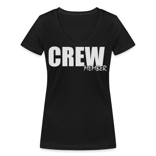 no name - Vrouwen bio T-shirt met V-hals van Stanley & Stella