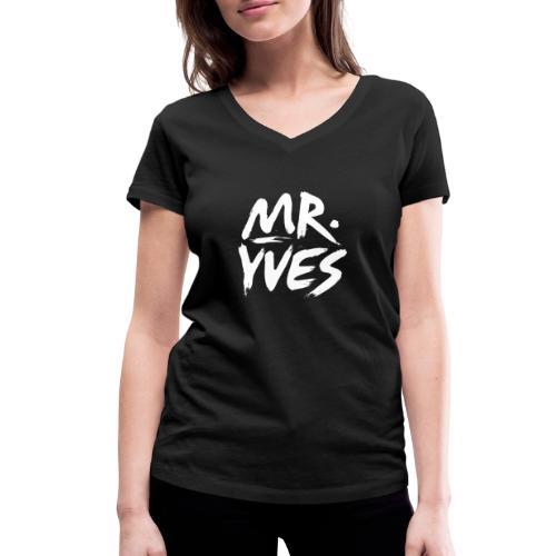 Vrienden van Mr. Yves - Vrouwen bio T-shirt met V-hals van Stanley & Stella