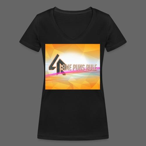 lpr mousepad png - Women's Organic V-Neck T-Shirt by Stanley & Stella
