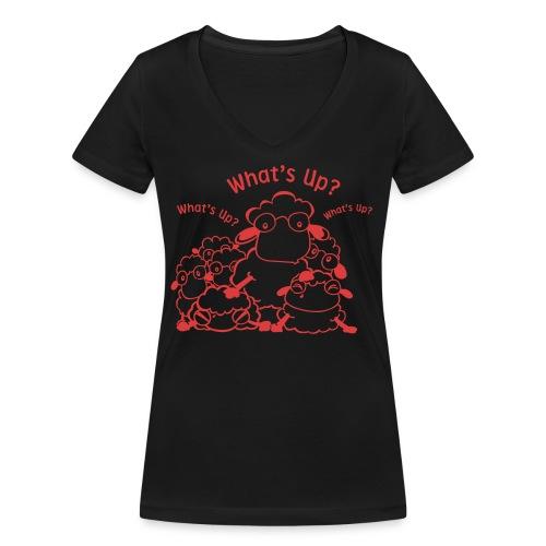 yendasheeps - Vrouwen bio T-shirt met V-hals van Stanley & Stella