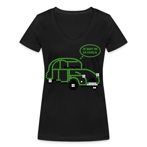 eendje.png - Vrouwen bio T-shirt met V-hals van Stanley & Stella