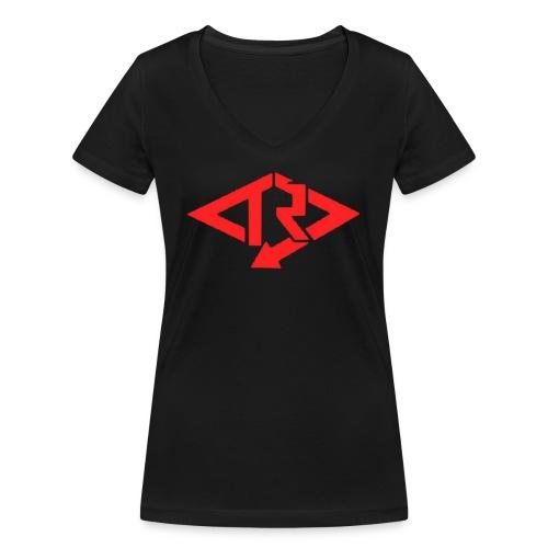 R - T-shirt bio col V Stanley & Stella Femme