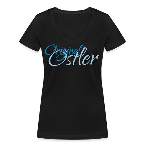 Original Ostler - Frauen Bio-T-Shirt mit V-Ausschnitt von Stanley & Stella