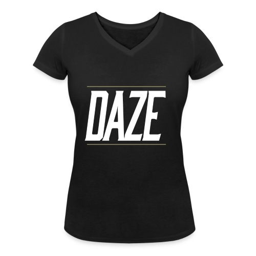 Daze classic - T-shirt bio col V Stanley & Stella Femme