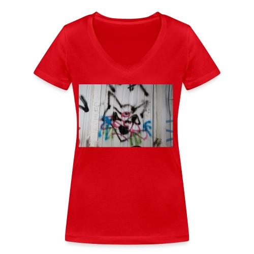 26178051 10215296812237264 806116543 o - T-shirt bio col V Stanley & Stella Femme