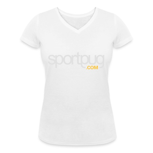 SportPug.com - Stanley & Stellan naisten v-aukkoinen luomu-T-paita