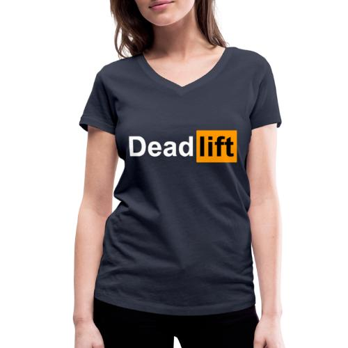 DeadLift X - T-shirt bio col V Stanley & Stella Femme