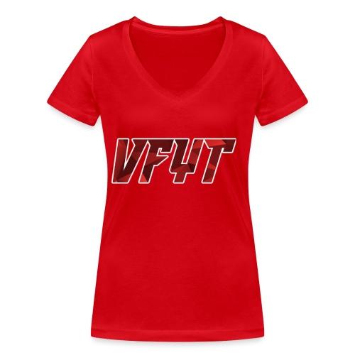 vfyt shirt - Vrouwen bio T-shirt met V-hals van Stanley & Stella