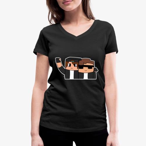 RTGaming - Vrouwen bio T-shirt met V-hals van Stanley & Stella
