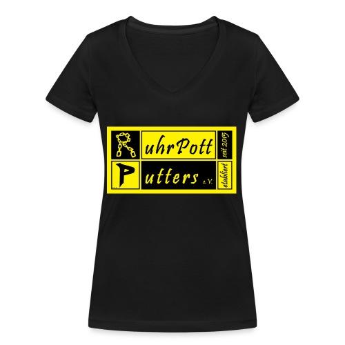 Banner RPP - Frauen Bio-T-Shirt mit V-Ausschnitt von Stanley & Stella