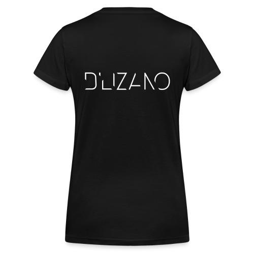 D Lizano Logo Transparent png - Women's Organic V-Neck T-Shirt by Stanley & Stella