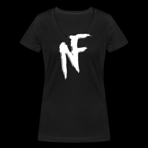 NF VEKTOR - Frauen Bio-T-Shirt mit V-Ausschnitt von Stanley & Stella