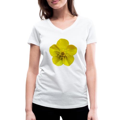 TIAN GREEN Garten - Hahnenfuß 2020 01 - Frauen Bio-T-Shirt mit V-Ausschnitt von Stanley & Stella