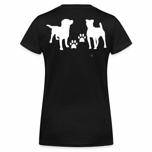 Underdogs Schleswig - Frauen Bio-T-Shirt mit V-Ausschnitt von Stanley & Stella