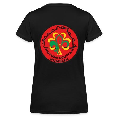 NoviomaguStam - Vrouwen bio T-shirt met V-hals van Stanley & Stella