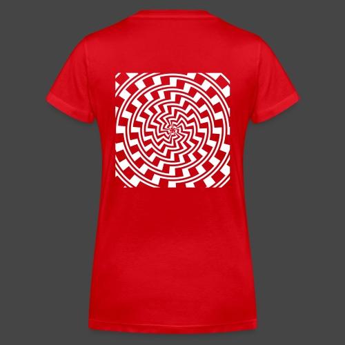 spirale 23 - T-shirt bio col V Stanley & Stella Femme