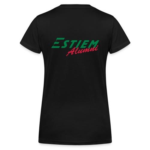 ESTIEM Alumni logo - Women's Organic V-Neck T-Shirt by Stanley & Stella