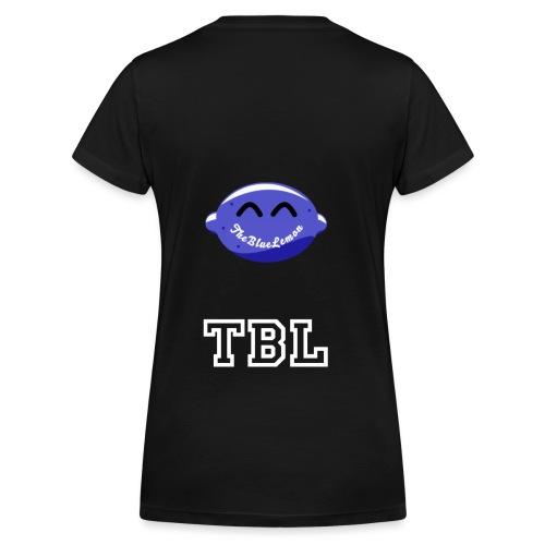 Thebluelemon classic simbol - T-shirt ecologica da donna con scollo a V di Stanley & Stella