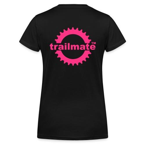 1-6-NEUENEUENEU - Frauen Bio-T-Shirt mit V-Ausschnitt von Stanley & Stella