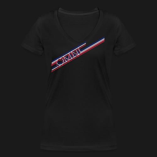 Tour Edition Long Shirt - Frauen Bio-T-Shirt mit V-Ausschnitt von Stanley & Stella