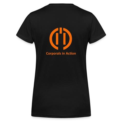 cia großscocococcococo - Frauen Bio-T-Shirt mit V-Ausschnitt von Stanley & Stella