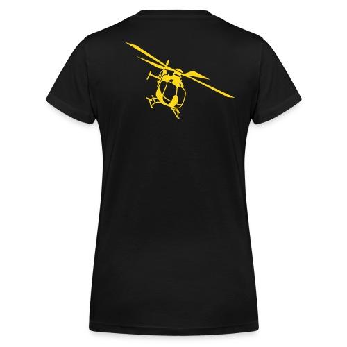 ec135 - Frauen Bio-T-Shirt mit V-Ausschnitt von Stanley & Stella