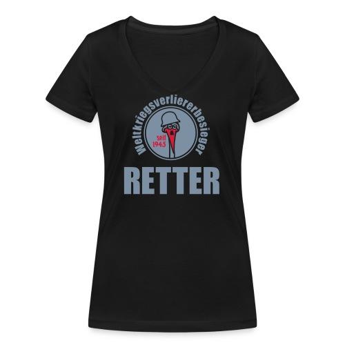 variante 2 - Frauen Bio-T-Shirt mit V-Ausschnitt von Stanley & Stella