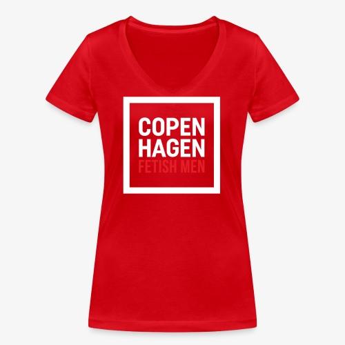Copenhagen Fetish Men Jacket - Økologisk Stanley & Stella T-shirt med V-udskæring til damer