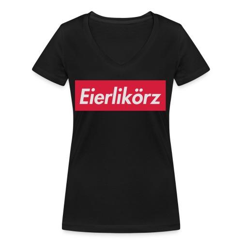 Eierlikörz SSFW 2017 Shirt - Frauen Bio-T-Shirt mit V-Ausschnitt von Stanley & Stella