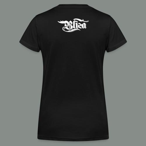 Weiß Spezial png - Frauen Bio-T-Shirt mit V-Ausschnitt von Stanley & Stella