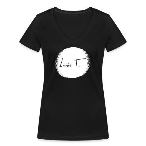 Labo T. - white - T-shirt bio col V Stanley & Stella Femme